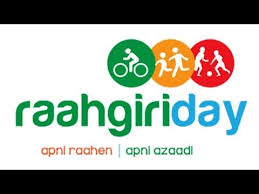 And your Hindi word of the day is RAAHGIRI