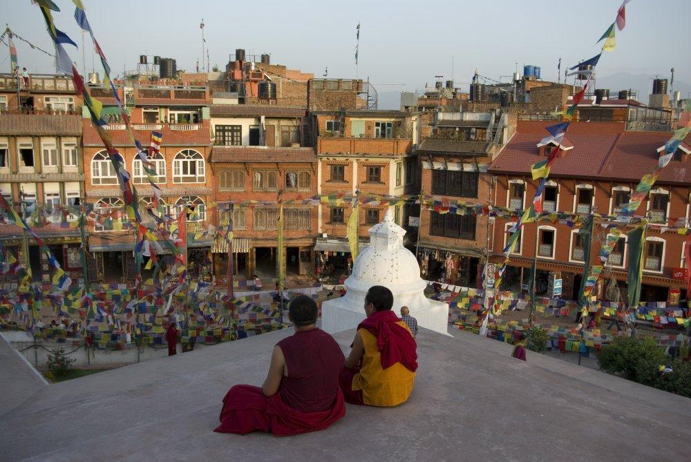 Poor dear Nepal