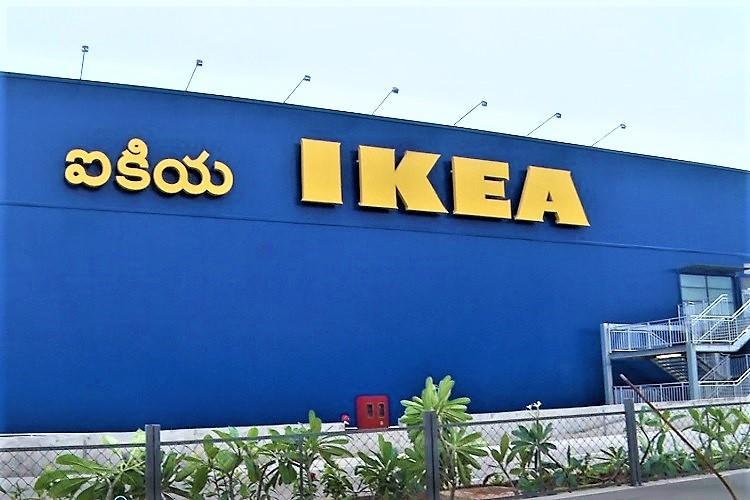 Namaste IKEA & welcome to India