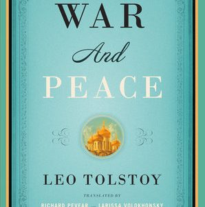 """Confession time! I have a copy of """"War & Peace"""""""