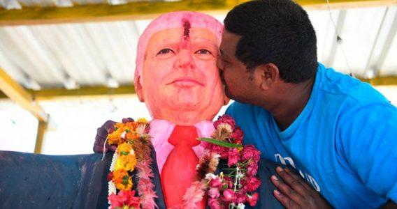 RIP Trump Krishna