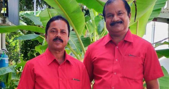 Meet the matching tailors of Kerala